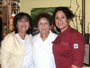 Women Chefs In Same Family