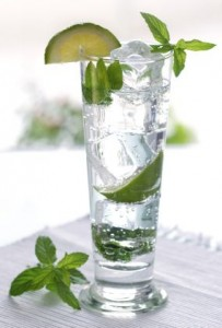 Refreshing Mojito Drink