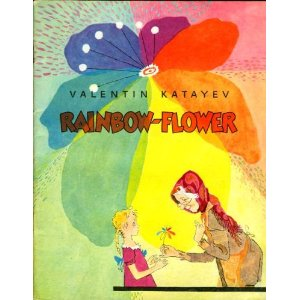 Children's Book The Story Of Rainbow Flower